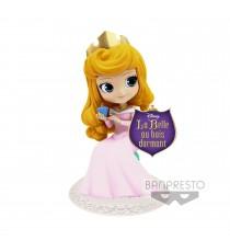 Figurine Disney - Princess Aurora Perfumagic Pastel Color Q Posket 12cm