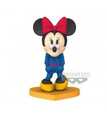 Figurine Disney - Minnie Mouse Bleue Dressed 10cm