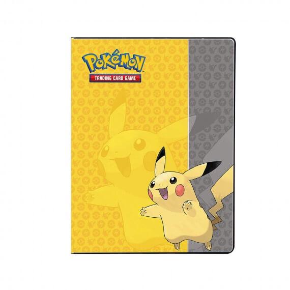 Pokémon - Portfolio pour 180 Cartes - Pikachu