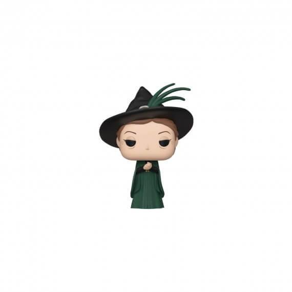 Figurine Harry Potter - Minerva Mcgonagall Yule Ball Pop 10cm