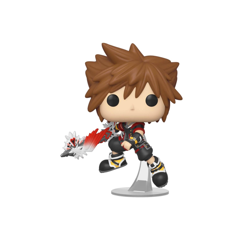 Exclusive Pop 10cm Figurine Kingdom Hearts Sora Toy Story