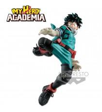 Figurine My Heroe Academia - Izuku Midoriya King Of Artist 18cm