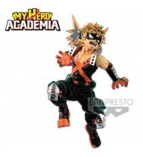 Figurine My Heroe Academia - Katsuki Bakugo King Of Artist 18cm