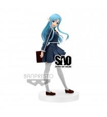 Figurine Sword Art Online - Asuna School Uniform EXQ 22cm