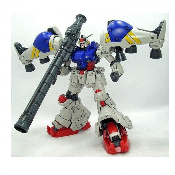 Maquette Gundam - Gundam Gp02A Gunpla MG 1/100 18cm