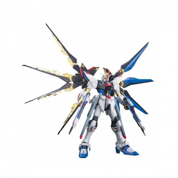 Maquette Gundam - Strike Freedom Gundam Full Burst Mode Gunpla MG 1/100 18cm
