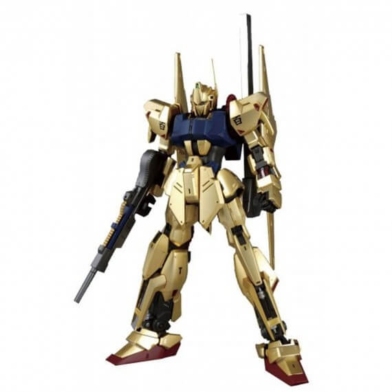 Maquette Gundam - Hyakushiki Ver.2.0 Gunpla MG 1/100 18cm