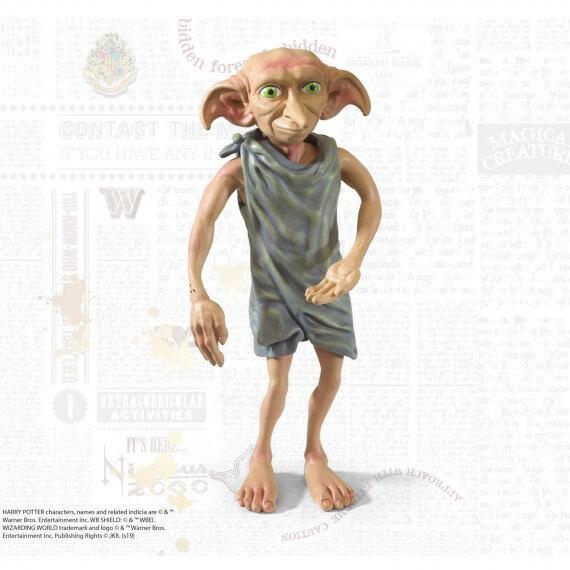Figurine Harry Potter - Dobby Articulé 18cm