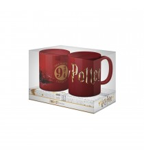 Set 2 Mug Harry Potter - Hogwarts Express