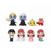 Figurine Disney La Petite Sirene Mystery Minis Variante - 1 Boîte Au Hasard