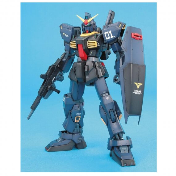 Maquette Gundam - Gundam Mk-II Titans Ver.2.0 Gunpla MG 1/100 18cm