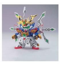 Maquette Gundam - Musha Godmaru Gunpla SDBB 377 8cm