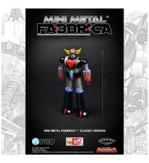 Figurine Goldorak - Goldorak Classic Mini Metal Fabbrica 12cm