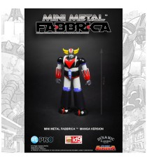 Figurine Goldorak - Goldorak Manga Mini Metal Fabbrica 12cm