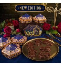Moules Harry Potter - ChocoGrenouille + 6 Boites + 6 cartes des sorciers Officiel