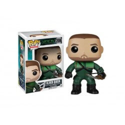 Boite Abimée - Figurine Arrow TV - Oliver Queen Pop 10cm