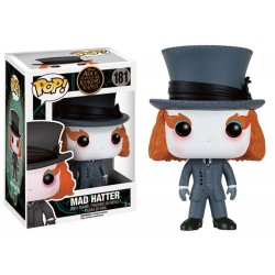 Boite Abimée - Figurine Disney - Alice Through The Looking Glass - Mad Hatter Pop 10cm