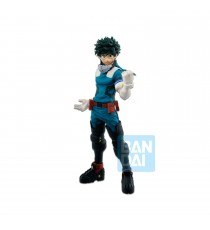 My Hero Academia Ichibansho Fighting Heroes Feat Ones Justice Izuku Midoriya 24cm