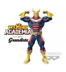 Figurine My Hero Academia - All Might Manga Dimensions Grandista 28cm