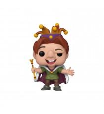 Figurine Disney Le Bossu De Notre Dame - Quasimodo Fool Pop 10cm
