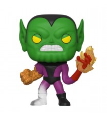 Figurine Marvel Fantastic Four - Super Skrull Pop 10cm