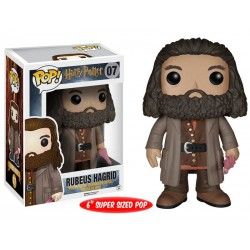 Boite Abimé - Figurine Harry Potter - Hagrid Oversized Pop 15cm