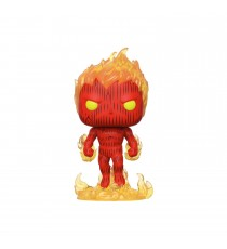 Figurine Marvel Fantastic Four - Human Torch Pop 10cm