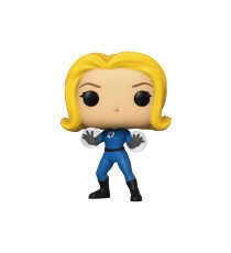 Figurine Marvel Fantastic Four - Invisible Girl Pop 10cm