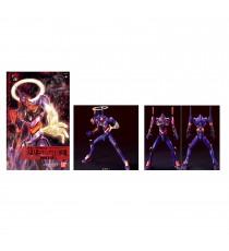 Maquette Evangelion - Evangelion 01 Kaku Sei Version Violet Et Rose HQ 15cm