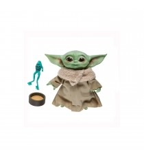 Peluche Star Wars Mandalorian - The Child Baby Yoda Sonore 19cm