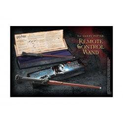 Réplique Harry Potter - Baguette Magique Télécommande 35cm