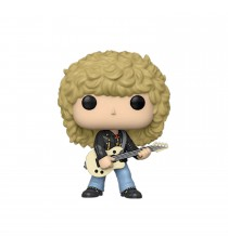 Figurine Rocks Def Leppard - Rick Savage Pop 10cm