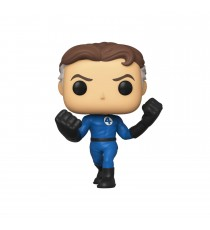 Figurine Marvel Fantastic Four - Mister Fantastic Pop 10cm