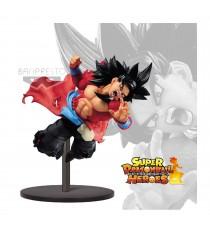 Figurine DBZ Heroes - Super Saiyan 4 Son Goku Xeno 9Th Anniv 14cm