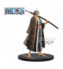 Figurine One Piece - Trafalgar Law Wanokuni DXF Grandline Men Vol 3 17cm