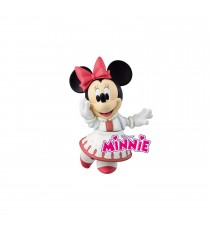 Figurine Disney - Minnie Fluffy Puffy 10cm