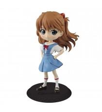 Figurine Evangelion - Shikinami Asuka Langley QPosket 14cm