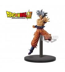 Figurine DBZ - Son Goku Ultra Instinct Chosenshiretsuden 2 Vol 1 16cm