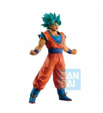 Figurine DBZ - Super Saiyan God Super Saiyan Son Goku Ichibansho History Of Rivals 25cm