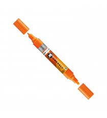 Marqueur Acrylic Twin OneForAll 218 Orange Fluo 1.5/4mm