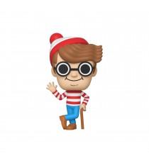 Figurine Où Est Charlie - Waldo Pop 10cm