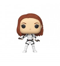 Figurine Marvel Black Widow Movie - Black Widow White Suit Pop 10cm