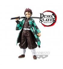 Figurine Demon Slayer Kimetsu No Yaiba - Tanjiro Kamado Vol 1 16cm