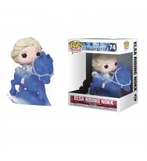 Figurine Disney Reine des Neiges 2 - Elsa Nokk Pop 10cm