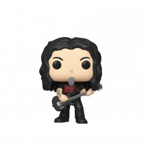 Figurine Rocks Slayer - Tom Araya Pop 10cm