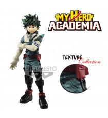 Figurine My Hero Academia - Izuku Midoriya Texture 18cm