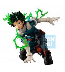 Figurine My Hero Academia - Izuku Midoriya Next Gen Feat Smash Rising 12cm