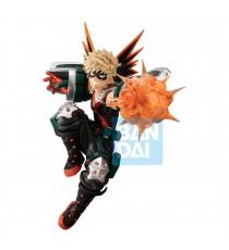 Figurine My Hero Academia - Katsuki Bakugo Next Gen Feat Smash Rising 15cm