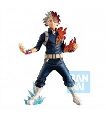 Figurine My Hero Academia - Shoto Todoroki Next Gen Feat Smash Rising 15cm