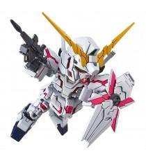 Maquette Gundam - Unicorn Gundam Destroy Mode Gunpla SD 005 Ex-STD 8cm